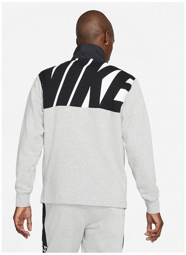 Nike Nike Siyah - Beyaz Sweatshirt Siyah